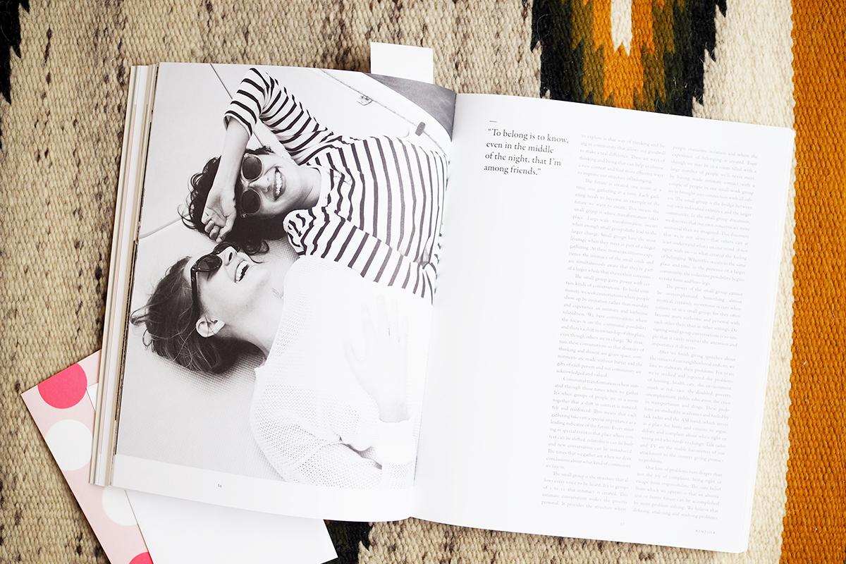 Kinfolk Magazine / Foxycheeks
