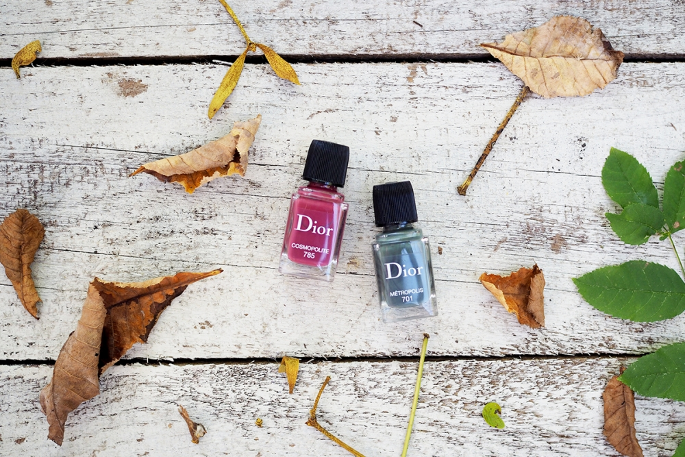 Dior Fall 2015 Beauty / Foxycheeks