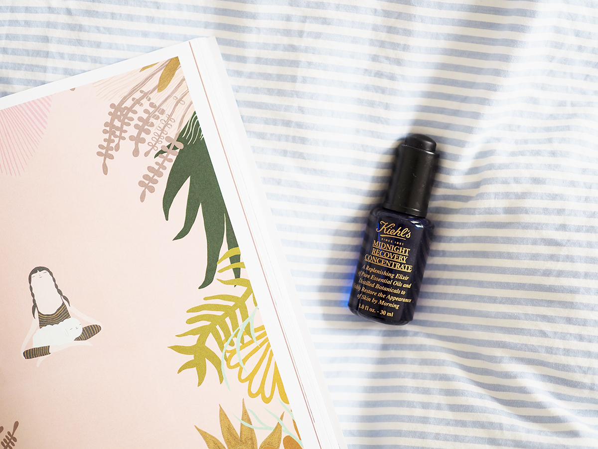 Kiehl's Midnight Recovery Concentrate / Foxycheeks