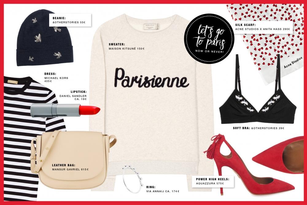 Parisienne Look / Foxycheeks