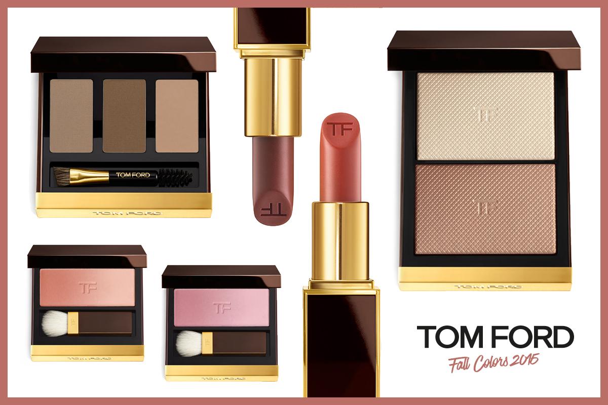Beauty News Tom Ford / Foxycheeks