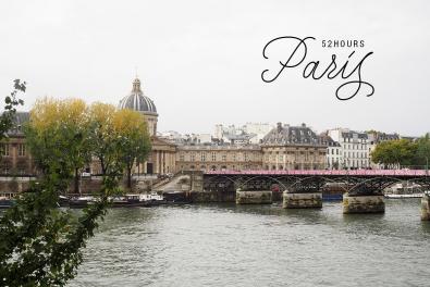 52 Stunden in Paris