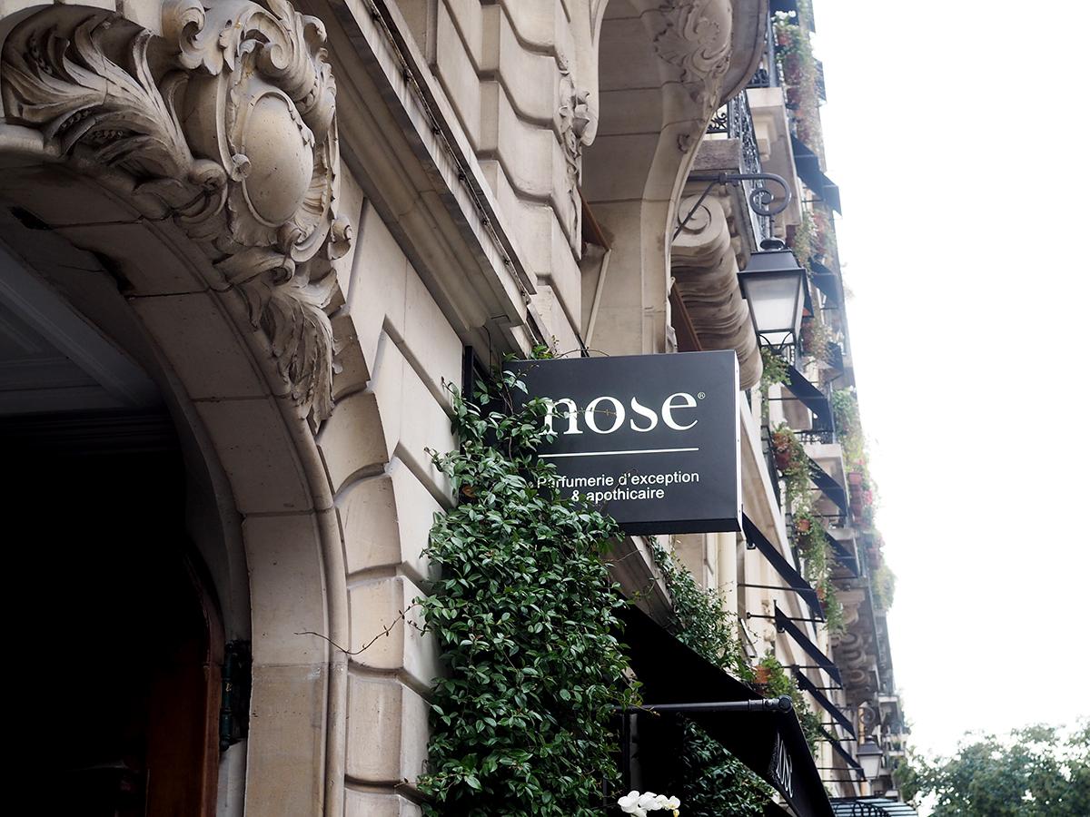 Nose Paris Beauty Shop / Foxycheeks