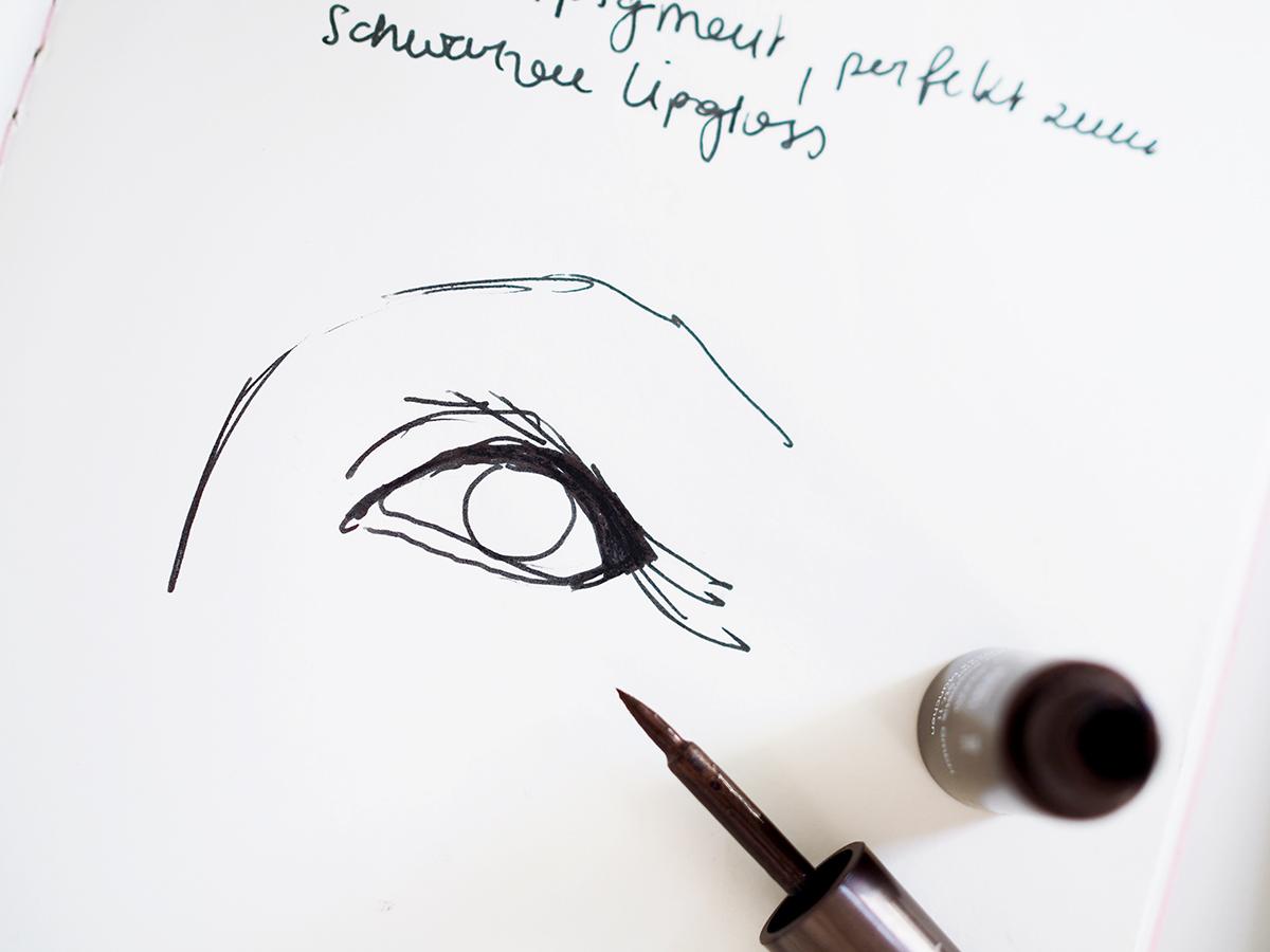 Eyeliner Horst Kirchberger / Foxycheeks