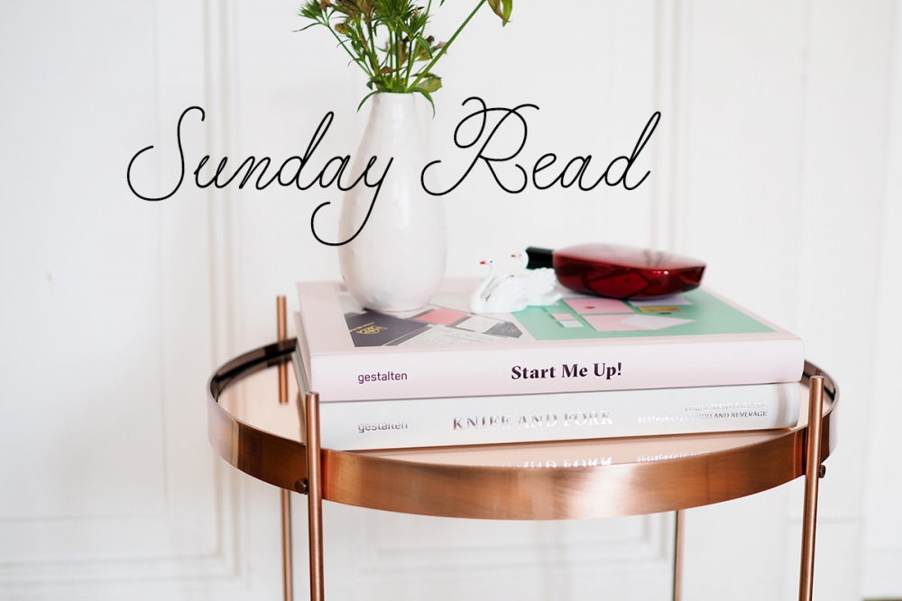 Gestalten Verlag Sunday Read / Foxycheeks