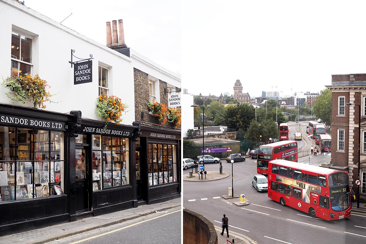 London City Trip Tipps / Foxycheeks