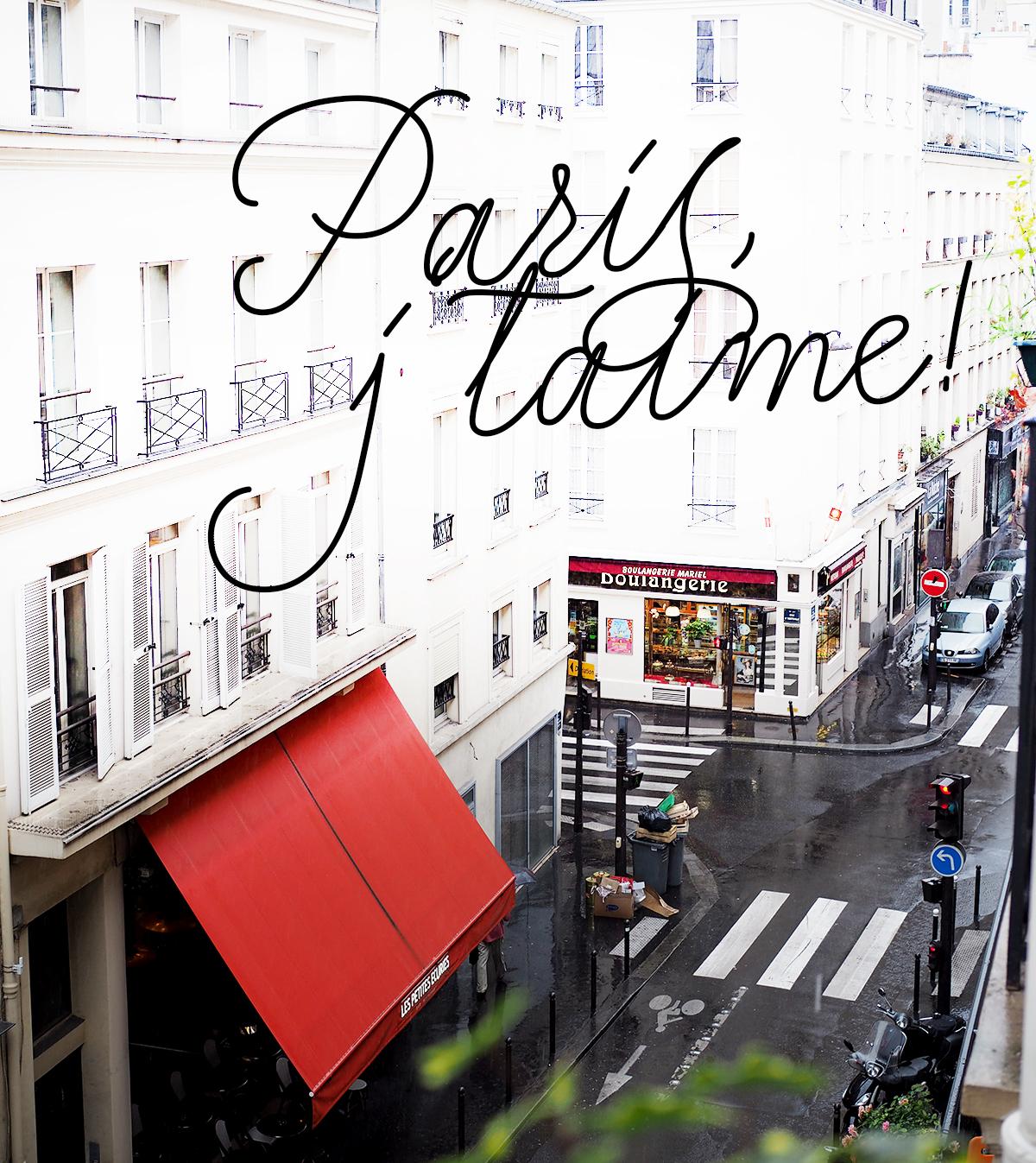 Foxycheeks Paris Travel / Foxycheeks