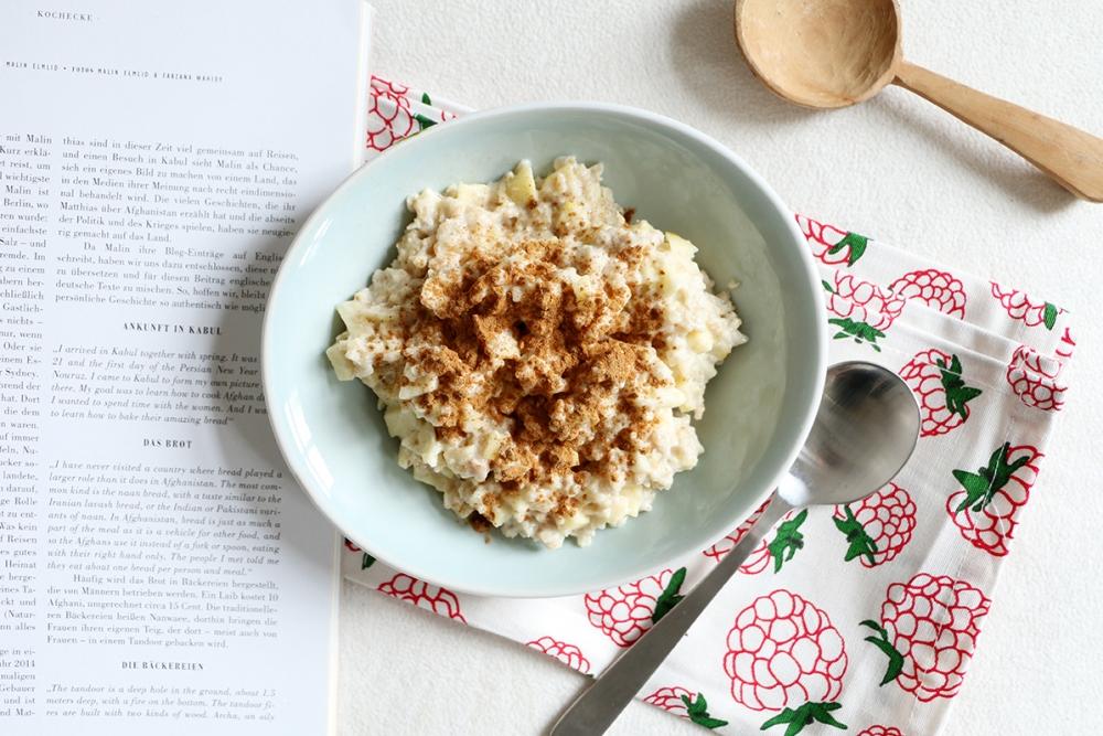 Porridge Rezept / Foxycheeks