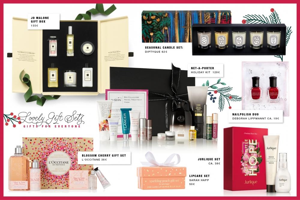 Beauty Gift Sets / Foxycheeks