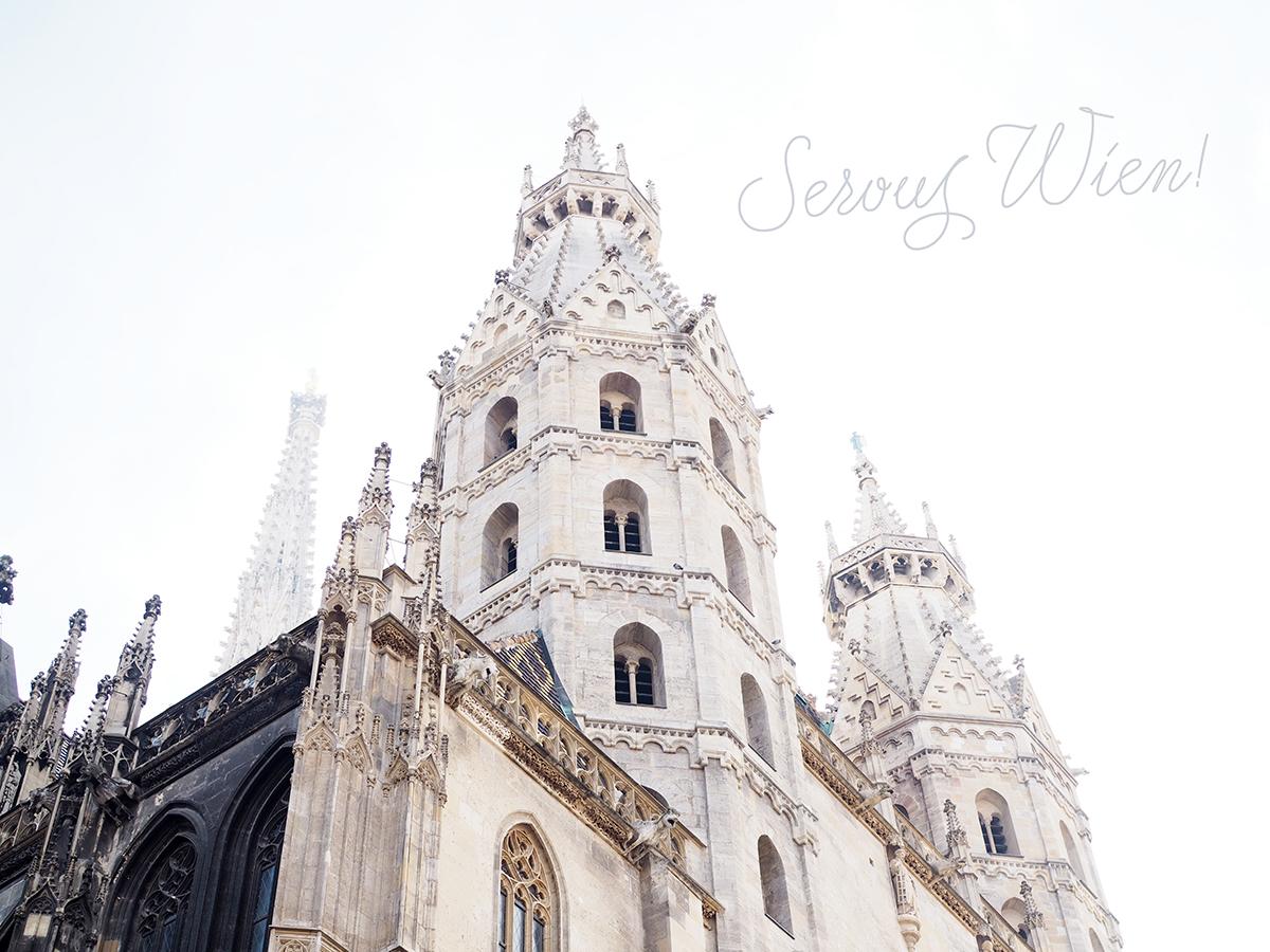 87h Vienna Wien Travel Reise / Foxycheeks