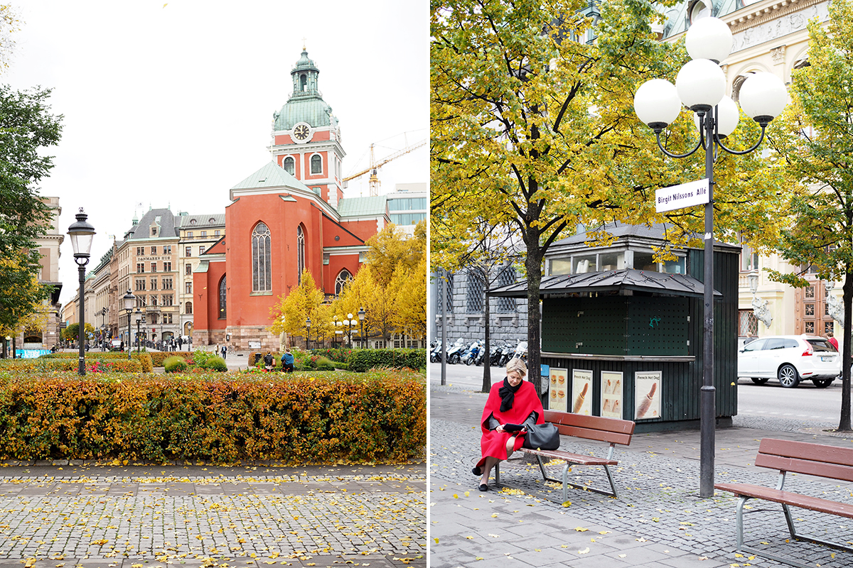 48h Stockholm Travel / Foxycheeks