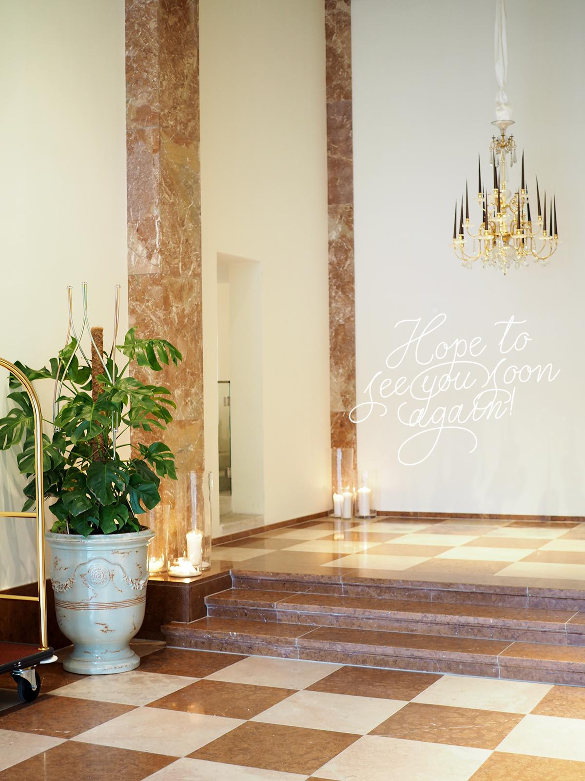 Hotel Grand Ferdinand Wien Vienna | Hanna Schumi