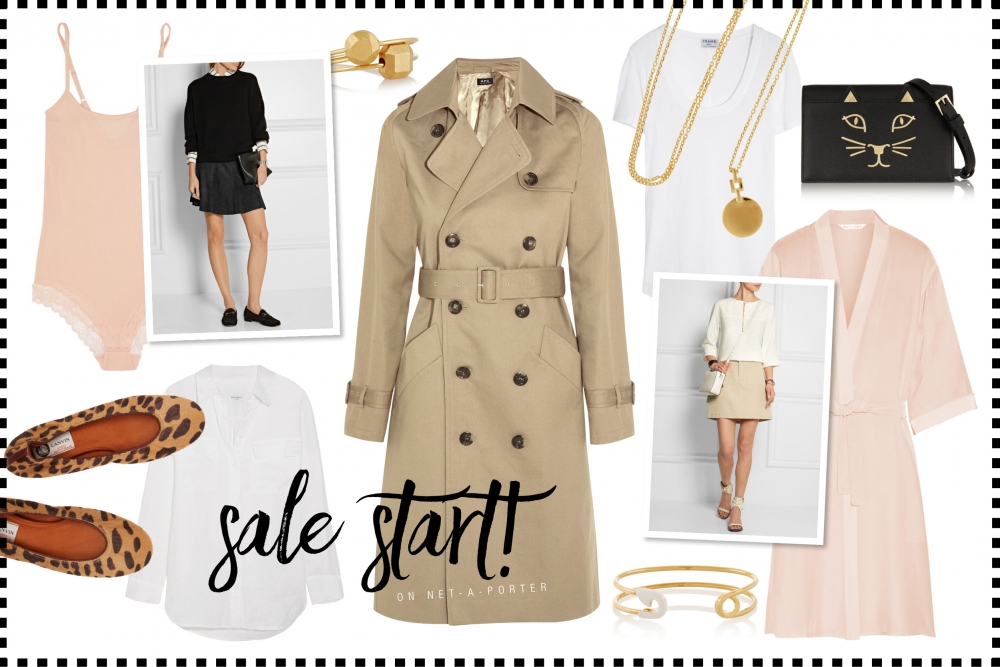 Sale Start Net-A-Porter | Foxycheeks