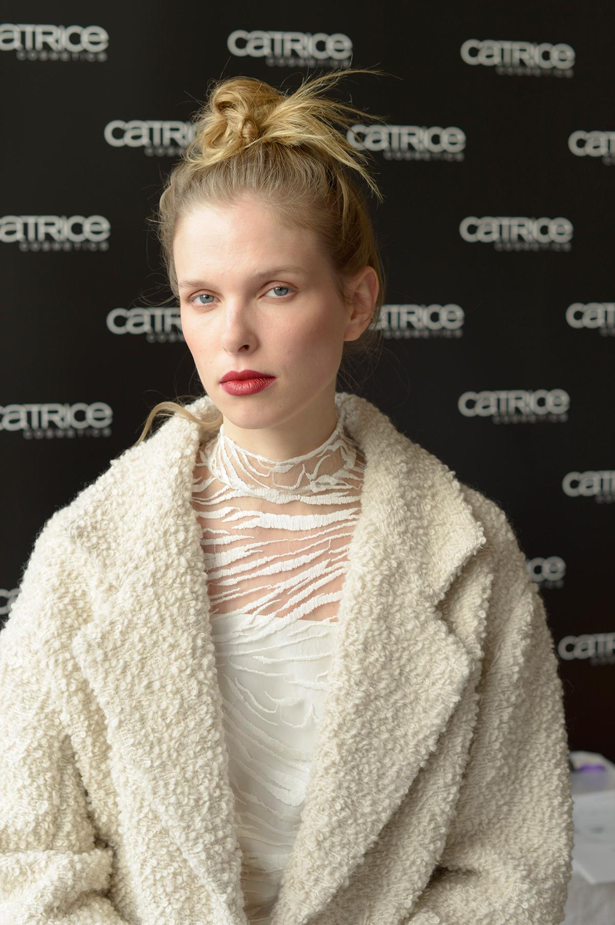 Lala Berlin FW 16/17 / Catrice Make-up / Foxycheeks