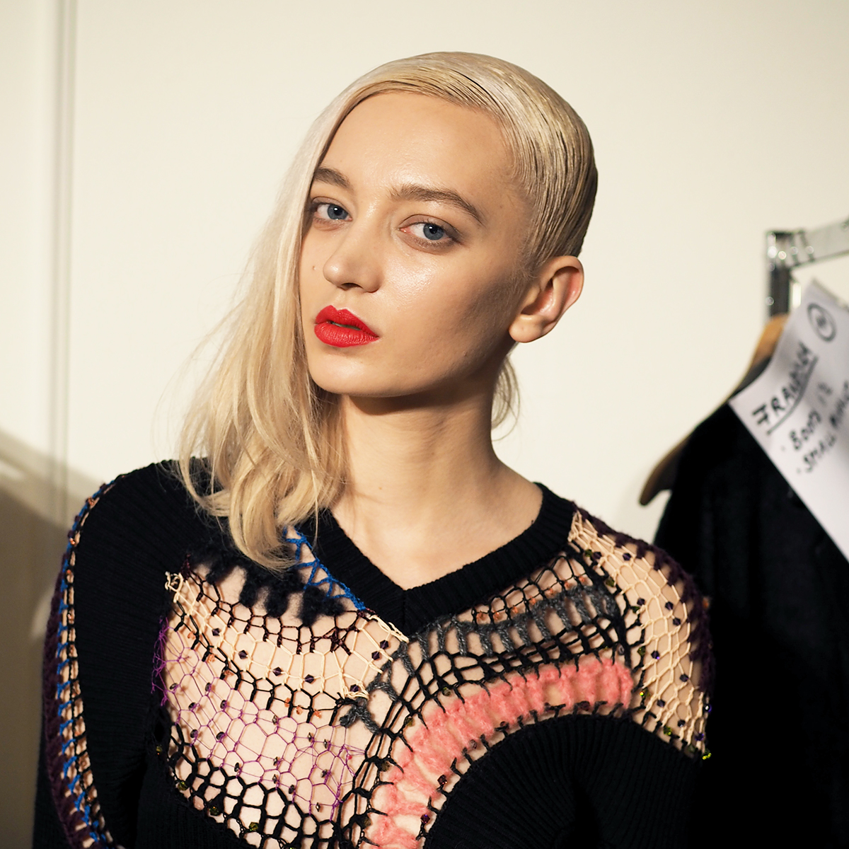 Augustin Teboul / Fashionweek Berlin / Foxycheeks