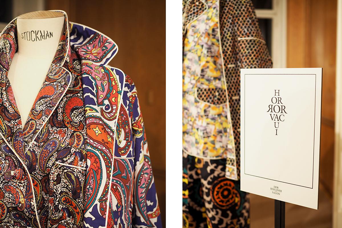 Der Berliner Modesalon Gruppenausstellung / Fashionweek / Foxycheeks