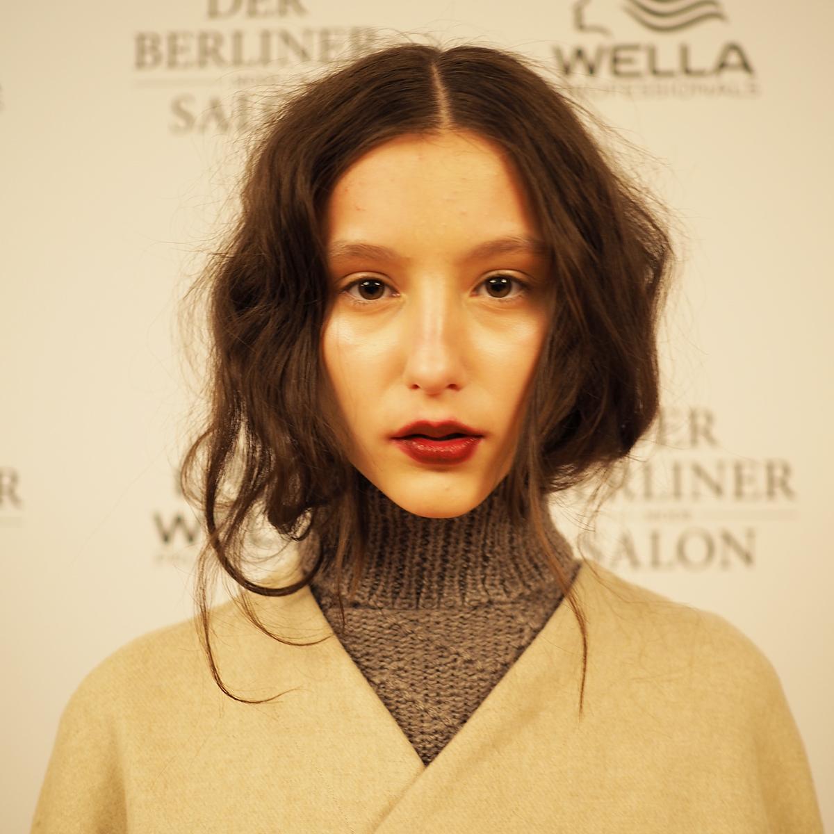 Dawid Tomaszewski / Fashionweek Berlin / Foxycheeks
