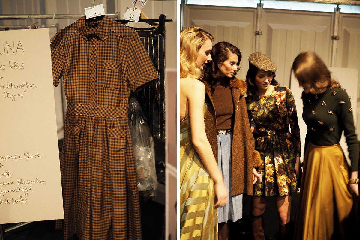 Lena Hoschek / Fashionweek Berlin / Foxycheeks