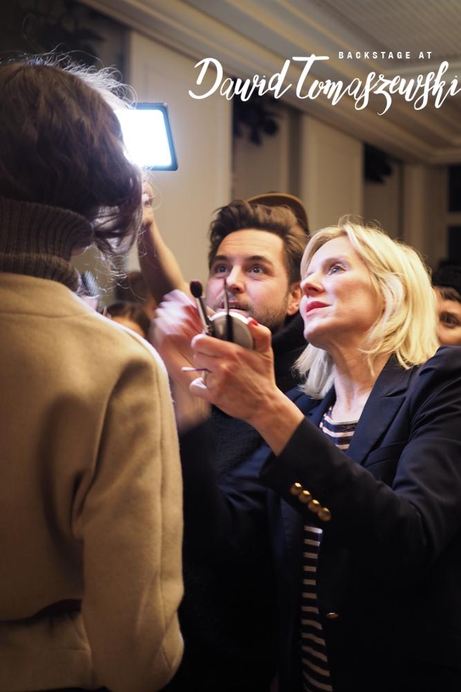 Loni Baur Fashionweek Berlin / Catrice /Foxycheeks