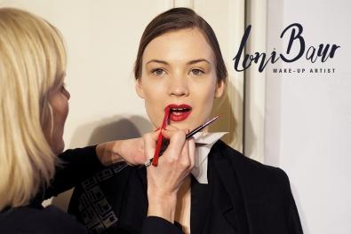 Beauty-Interview mit Make-up Artist Loni Baur
