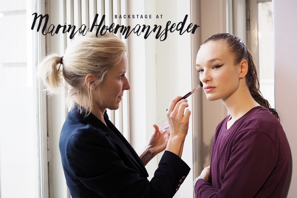 Loni Baur Fashionweek Berlin / Catrice / Foxycheeks