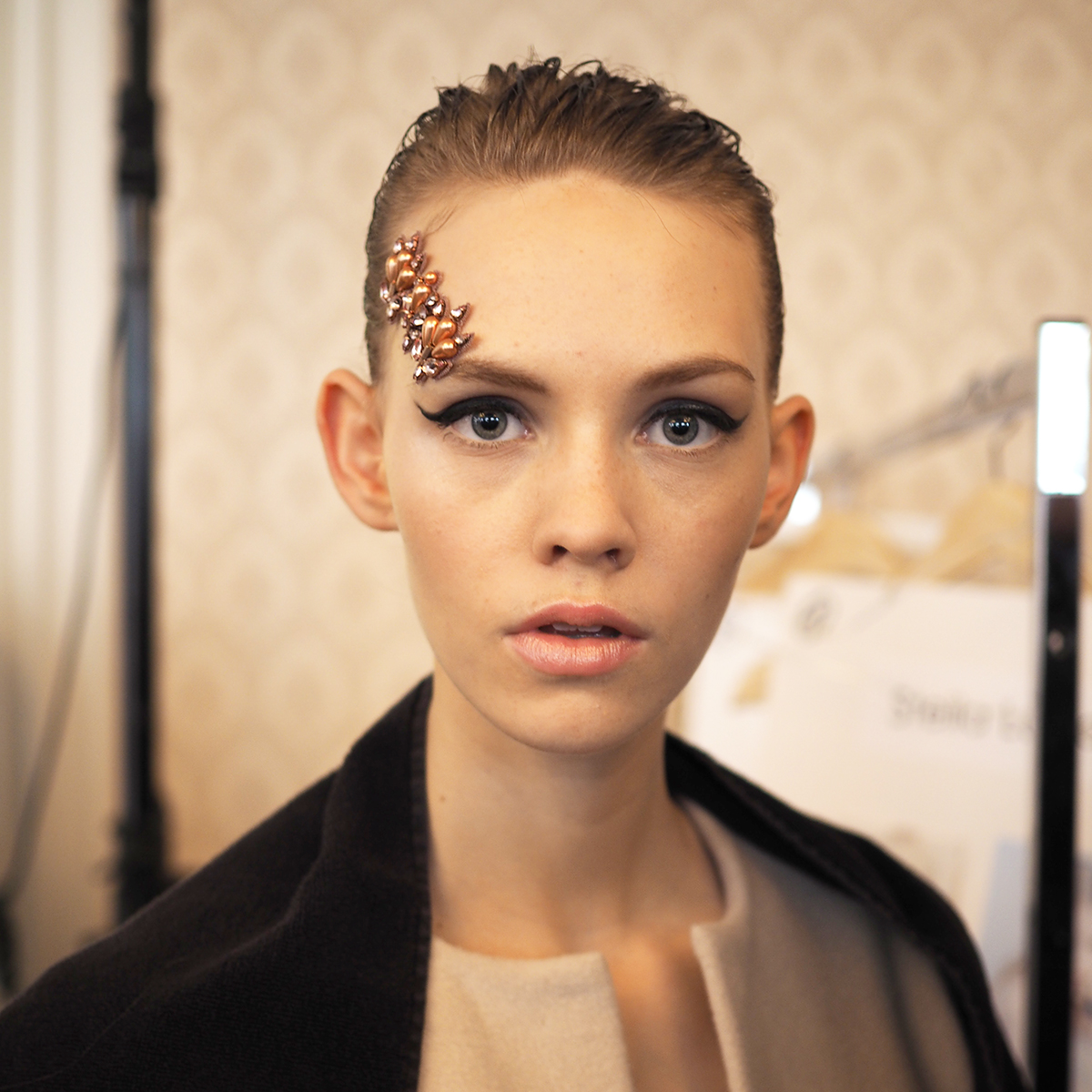 Marina Hörmannseder / Fashionweek Berlin / Foxycheeks