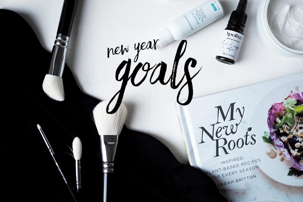 New Year Goals / Jahresvorsätze Foxycheeks