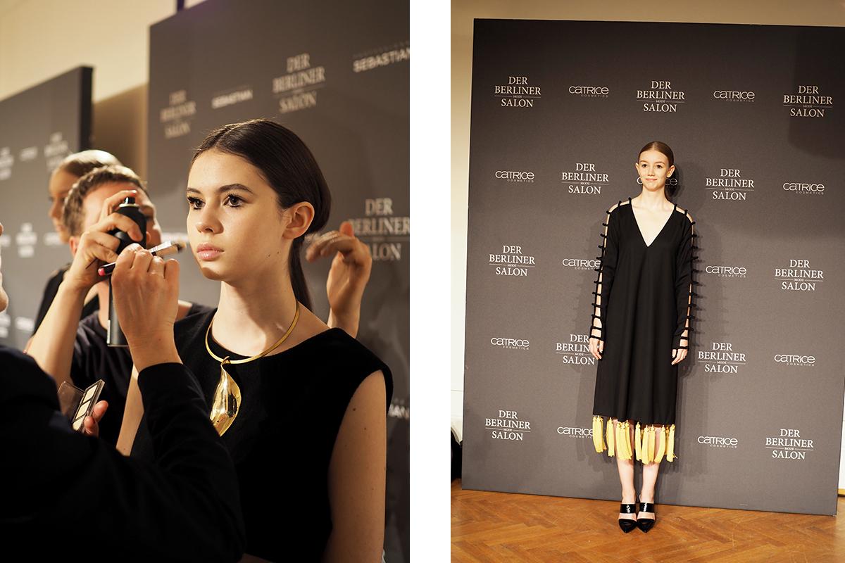 William Fan / Fashionweek Berlin / Foxycheeks