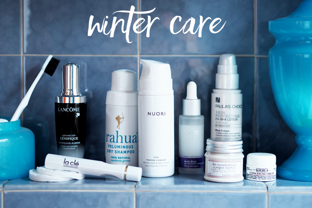 Winter Skincare FoxycheeksBeautyblogger