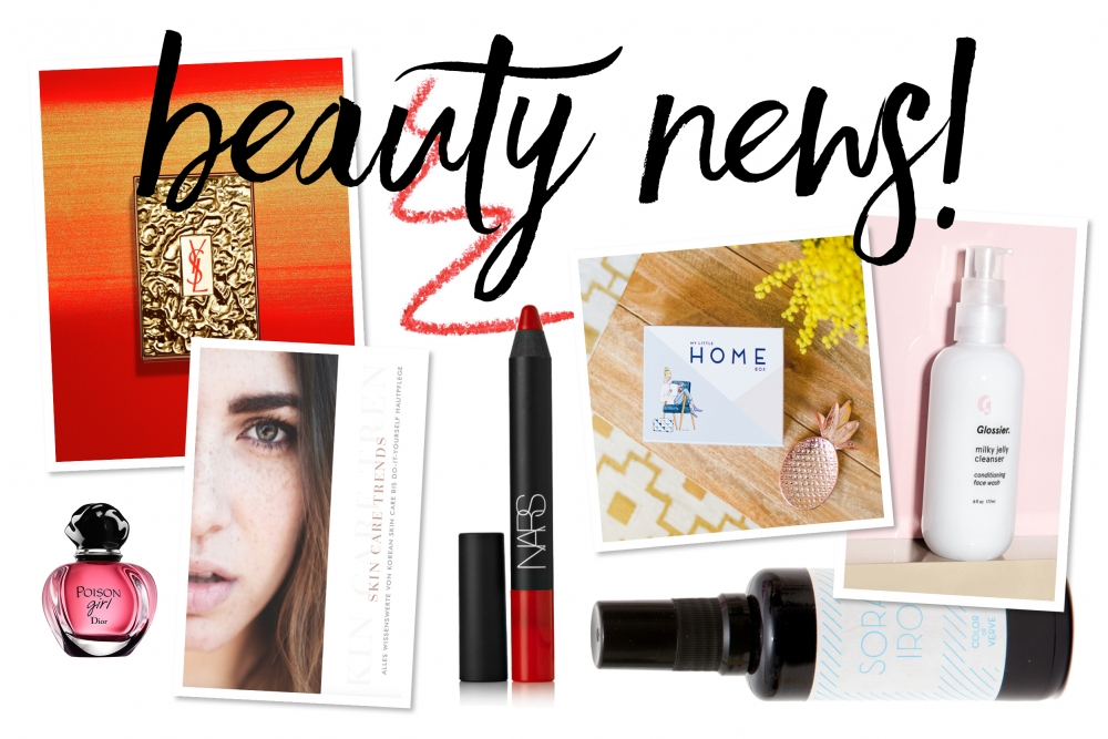 Beautynews Februar / Foxycheeks