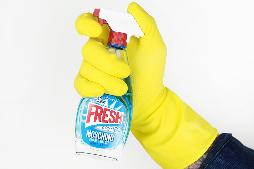 Moschino Fresh Eau de Toilette / Foxycheeks