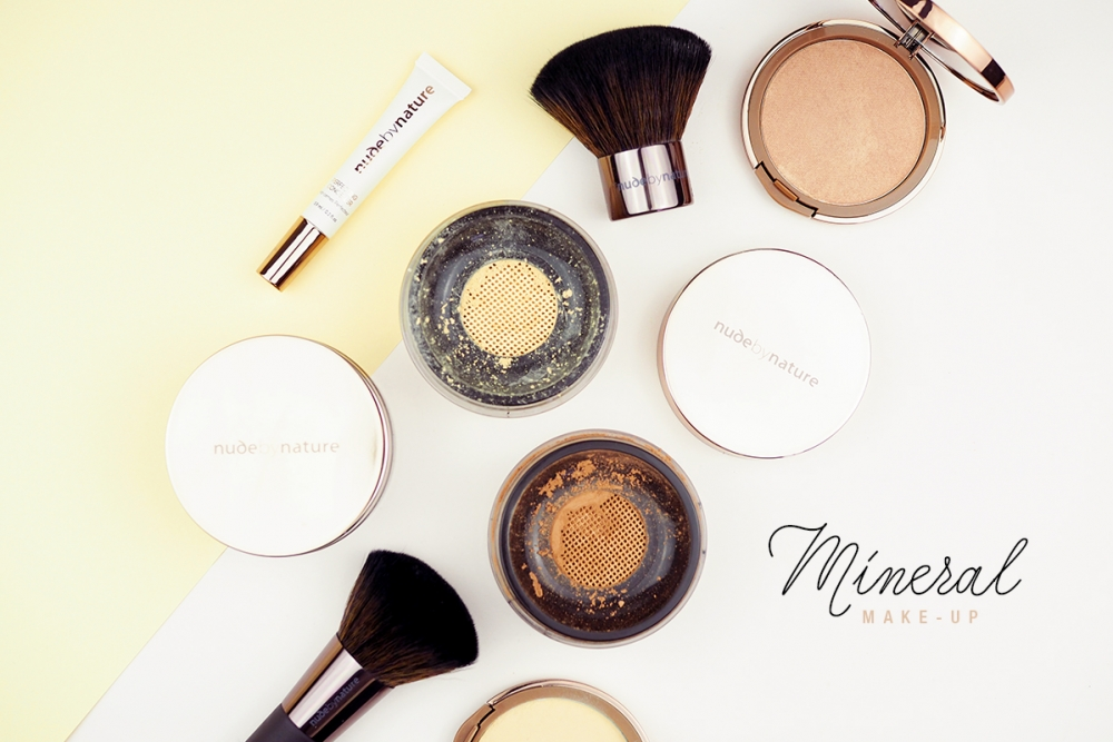 Nude by Nature Mineral Make-up / Foxycheeks