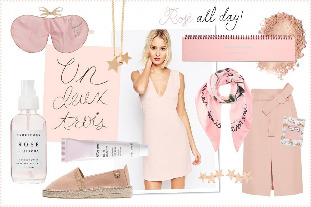 Rosé Beautyblog Foxycheeks