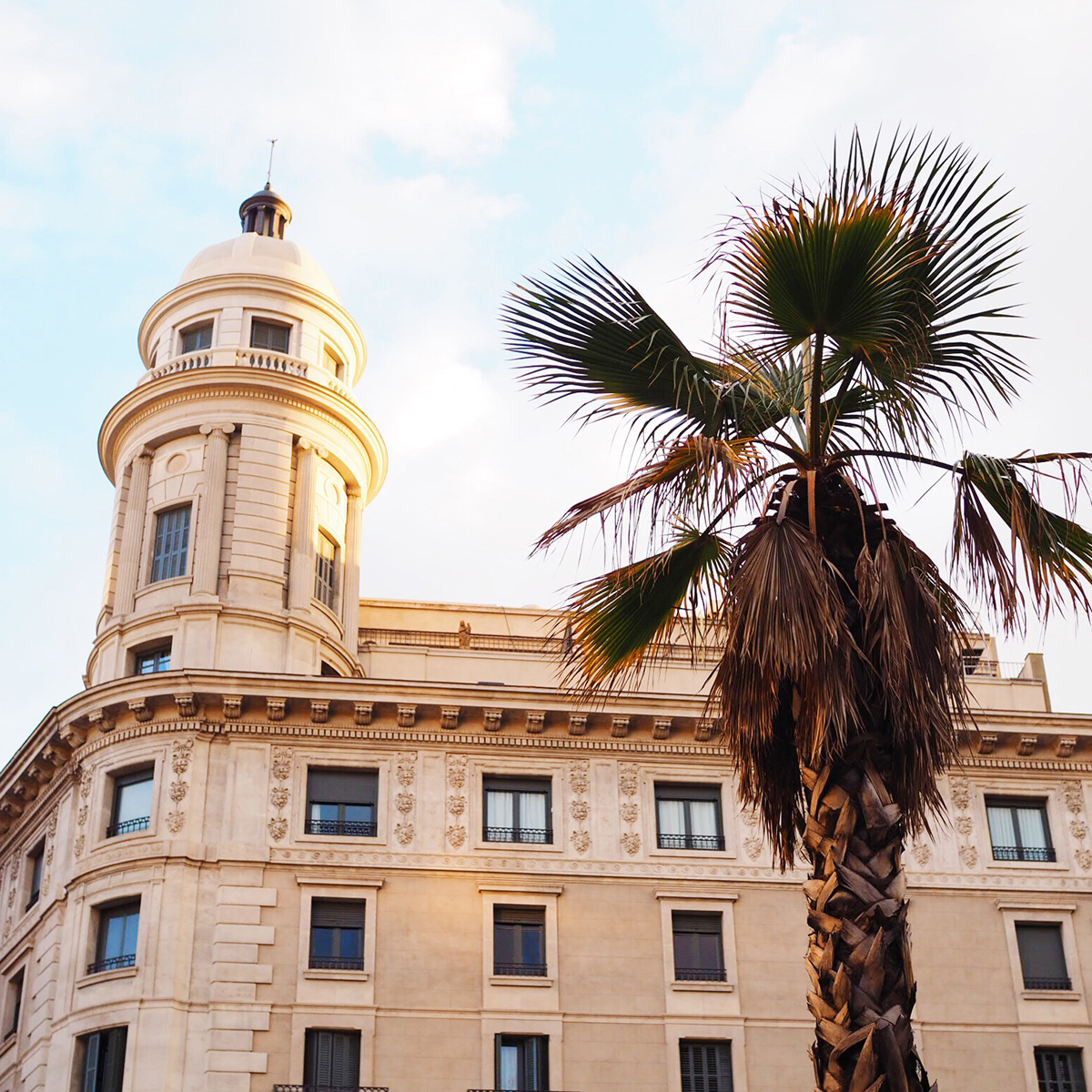 Foxycheeks Diary / Barcelona