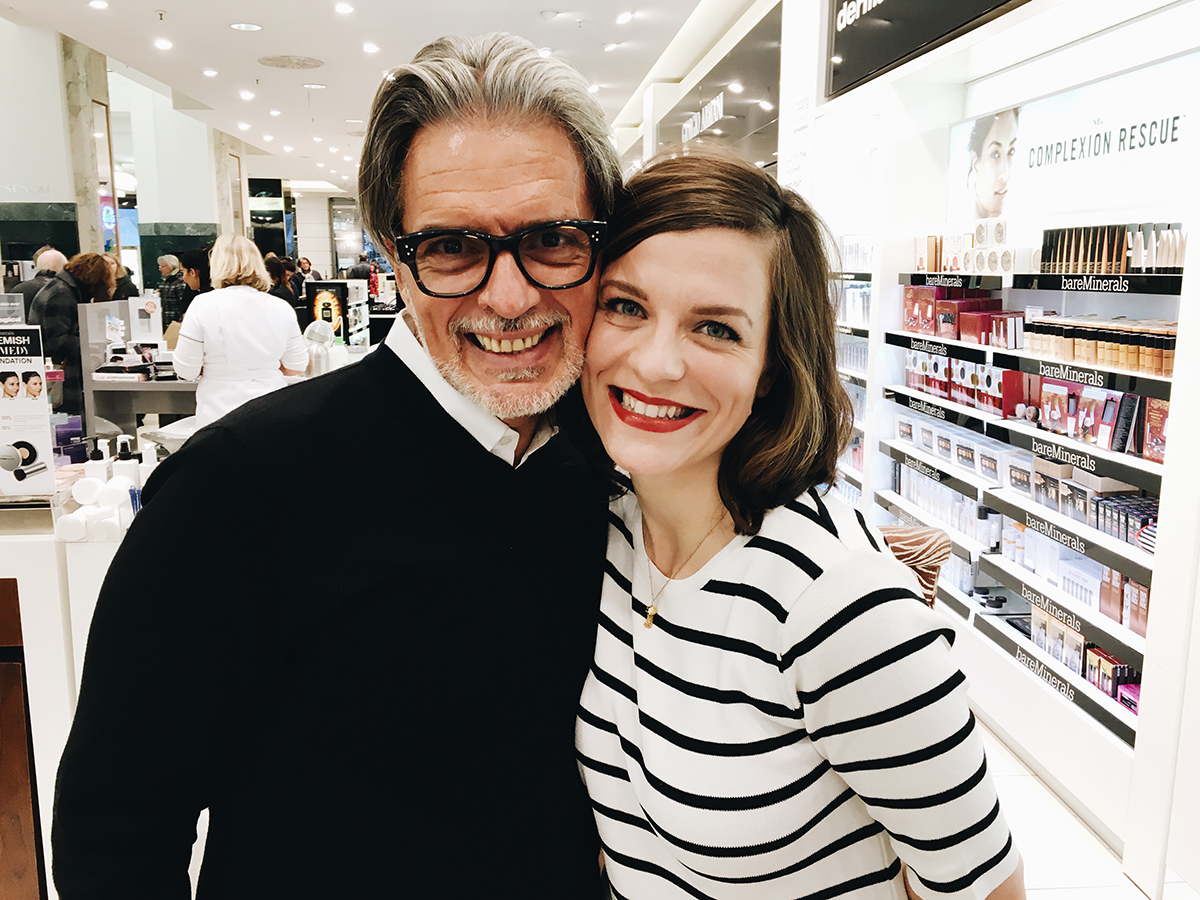Boobi Brown / Make-up Lessons