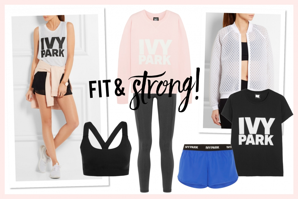IvyPark / Sport & Fitness / Foxycheeks
