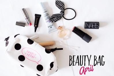Beauty Bag April
