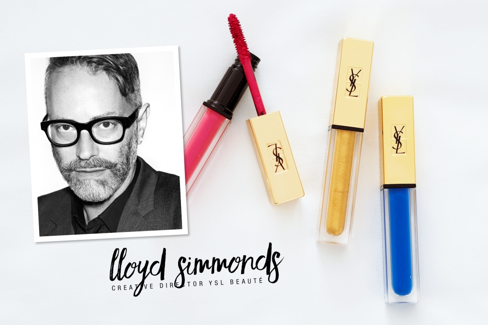 Lloyd Simmonds YSL Beauté / Foxycheeks Beautyblog