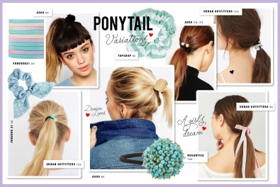 Beauty-Trend: Haargummis & Scrunchies!