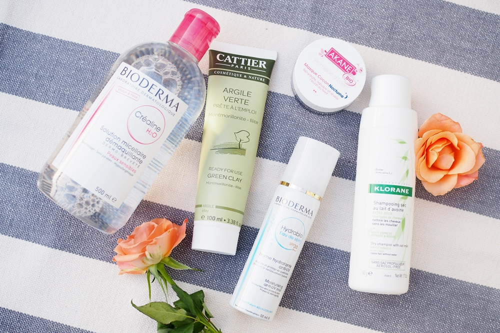 French Pharmacies / Beauty Shopping / Foxycheeks