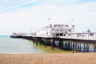 Hi from Brighton!