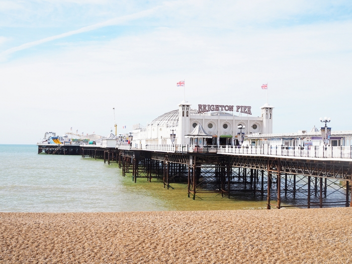 Brighton / Travel /Foxycheeks