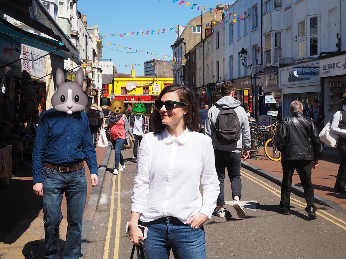 Brighton City Guide / Foxycheeks