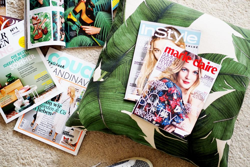 Magazine / Foxycheeks