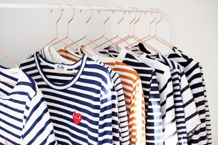 Stripes / Streifenshirts / Marinière /Foxycheeks