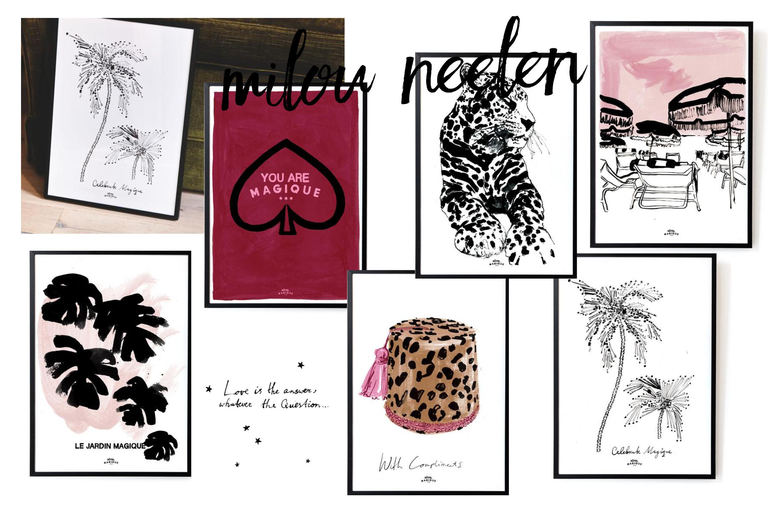Milou Neelen / Featured Foxycheeks