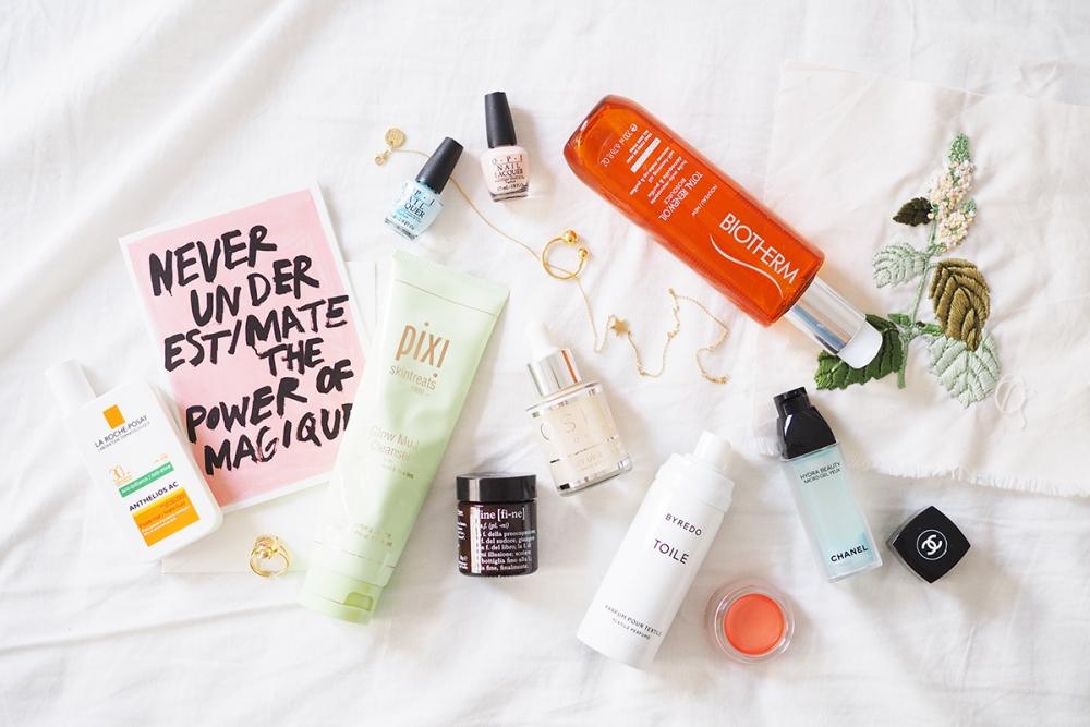Beauty Favourites June 2016 / Foxycheeks