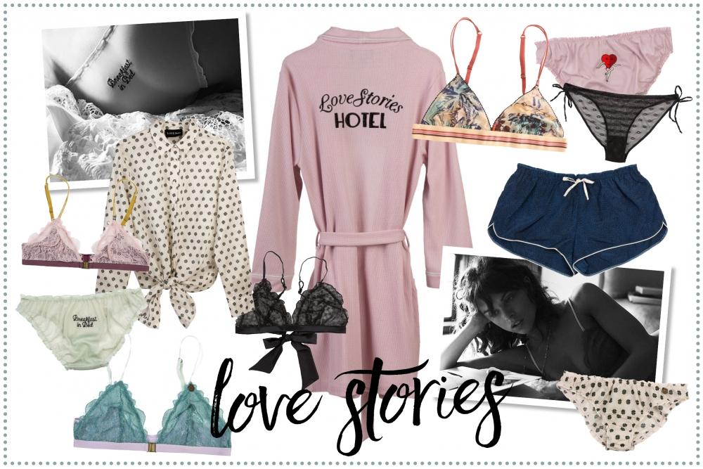 Love Stories / Foxycheeks