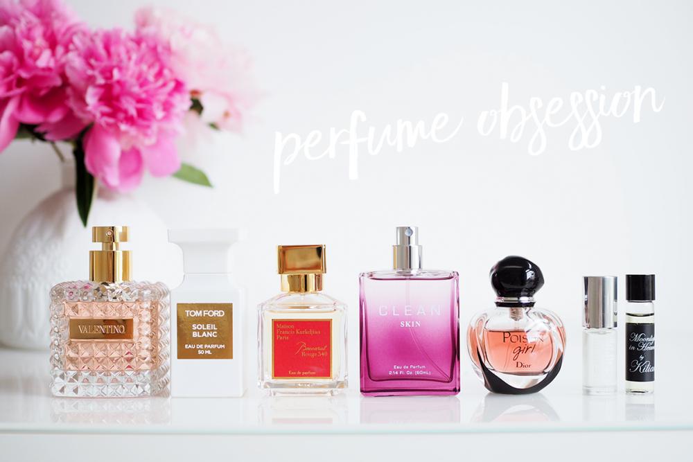 Perfumes / Foxycheeks