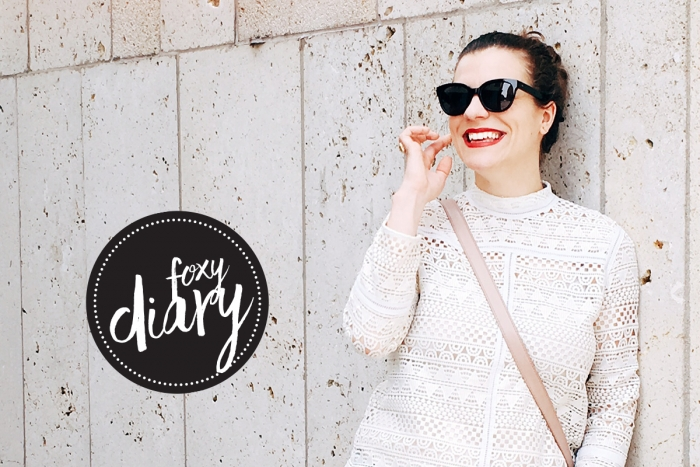 Foxycheeks BeautybloggerDiary